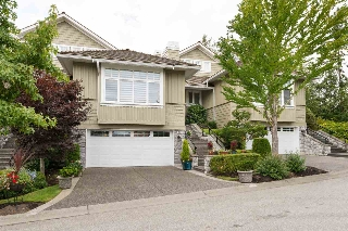 "Main Photo: 79 3355 MORGAN CREEK Way in Surrey: Morgan Creek Townhouse for sale in ""DEER RUN"" (South Surrey White Rock)  : MLS® # R2198431"