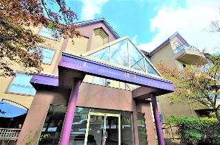 "Main Photo: 102 2285 PITT RIVER Road in Port Coquitlam: Central Pt Coquitlam Condo for sale in ""SHAUGHNESSY MANOR"" : MLS® # R2199663"