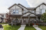 Main Photo: 5129 GODSON Close in Edmonton: Zone 58 House Half Duplex for sale : MLS® # E4082236