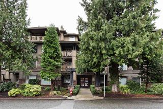 Main Photo: 107 808 SANGSTER Place in New Westminster: The Heights NW Condo for sale : MLS® # R2214717