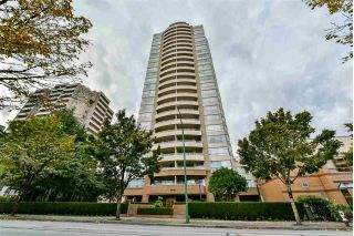 "Main Photo: 602 6521 BONSOR Avenue in Burnaby: Metrotown Condo for sale in ""THE SYMPHONY ONE"" (Burnaby South)  : MLS® # R2221665"
