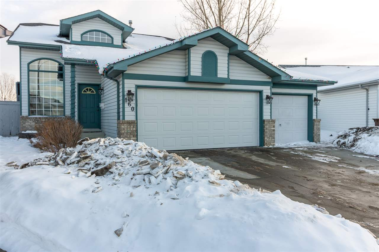 Main Photo: 160 Heritage Drive: St. Albert House for sale : MLS® # E4098162