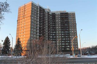 Main Photo: 502 13910 STONY PLAIN Road in Edmonton: Zone 11 Condo for sale : MLS®# E4099243