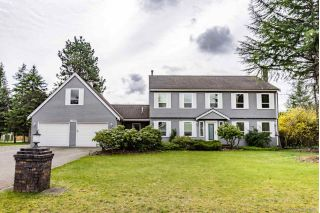 Main Photo: 24980 59 Avenue in Langley: Salmon River House for sale : MLS®# R2263634