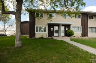 Main Photo: 10476 55 Avenue in Edmonton: Zone 15 Townhouse for sale : MLS®# E4112550