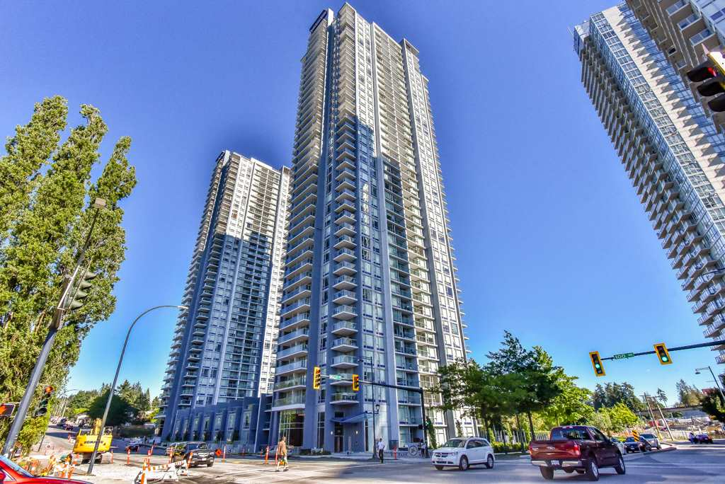 "Main Photo: 4708 13696 100 Avenue in Surrey: Whalley Condo for sale in ""Park Ave West"" (North Surrey)  : MLS®# R2279335"