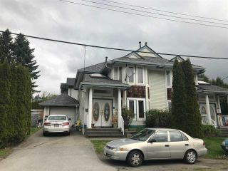 Main Photo: 901 HARRIS Avenue in Coquitlam: Maillardville House 1/2 Duplex for sale : MLS®# R2280213