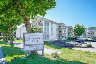 Main Photo: 122 32850 GEORGE FERGUSON WA Way in Abbotsford: Central Abbotsford Condo for sale : MLS®# R2293270