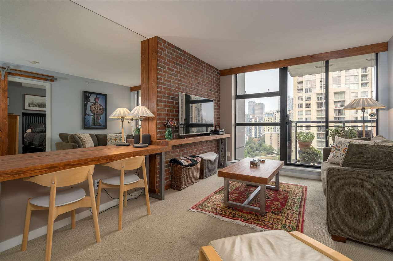 "Main Photo: 1602 1295 RICHARDS Street in Vancouver: Downtown VW Condo for sale in ""THE OSCAR"" (Vancouver West)  : MLS®# R2297109"