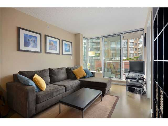 "Photo 2: 603 550 TAYLOR Street in Vancouver: Downtown VW Condo for sale in ""THE TAYLOR"" (Vancouver West)  : MLS(r) # V905362"