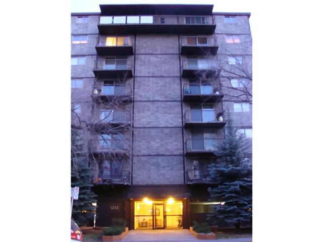 Main Photo: 506 1213 13 Avenue SW in CALGARY: Connaught Condo for sale (Calgary)  : MLS® # C3498274