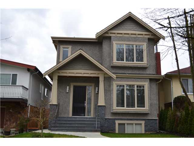 Main Photo: 66 E 38th Avenue in Vancouver: Main House for sale (Vancouver East)  : MLS® # V993165