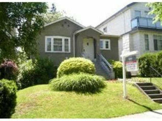 Main Photo: 3706 W 17 Avenue in Vancouver: Dunbar House for sale (Vancouver West)  : MLS® # V1011238
