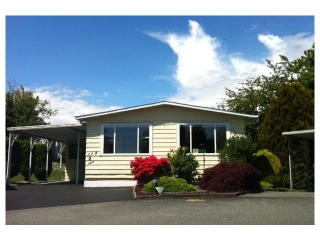 Main Photo: 113 15875 20TH Avenue in Surrey: King George Corridor Manufactured Home for sale (South Surrey White Rock)  : MLS(r) # F1405449