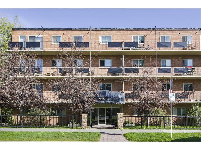 Main Photo: 808 ROYAL AV SW in Calgary: Lower Mount Royal Condo for sale : MLS® # C4030313