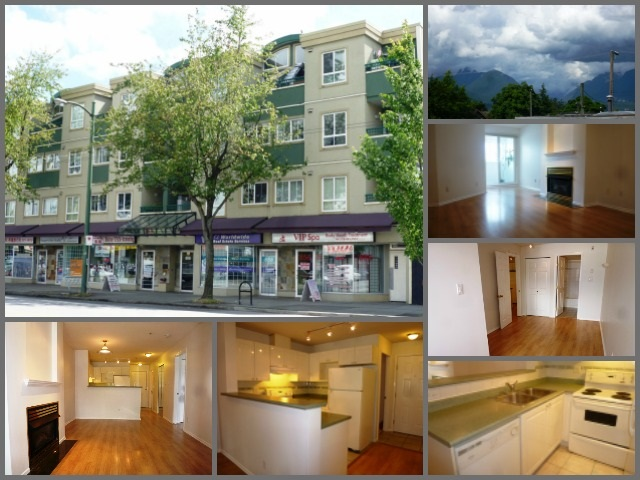 "Main Photo: 305 868 KINGSWAY in Vancouver: Fraser VE Condo for sale in ""KINGS VILLA"" (Vancouver East)  : MLS® # R2080443"