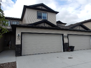 Main Photo: 14 445 Brintnell Boulevard in Edmonton: Zone 03 Townhouse for sale : MLS(r) # E4026205