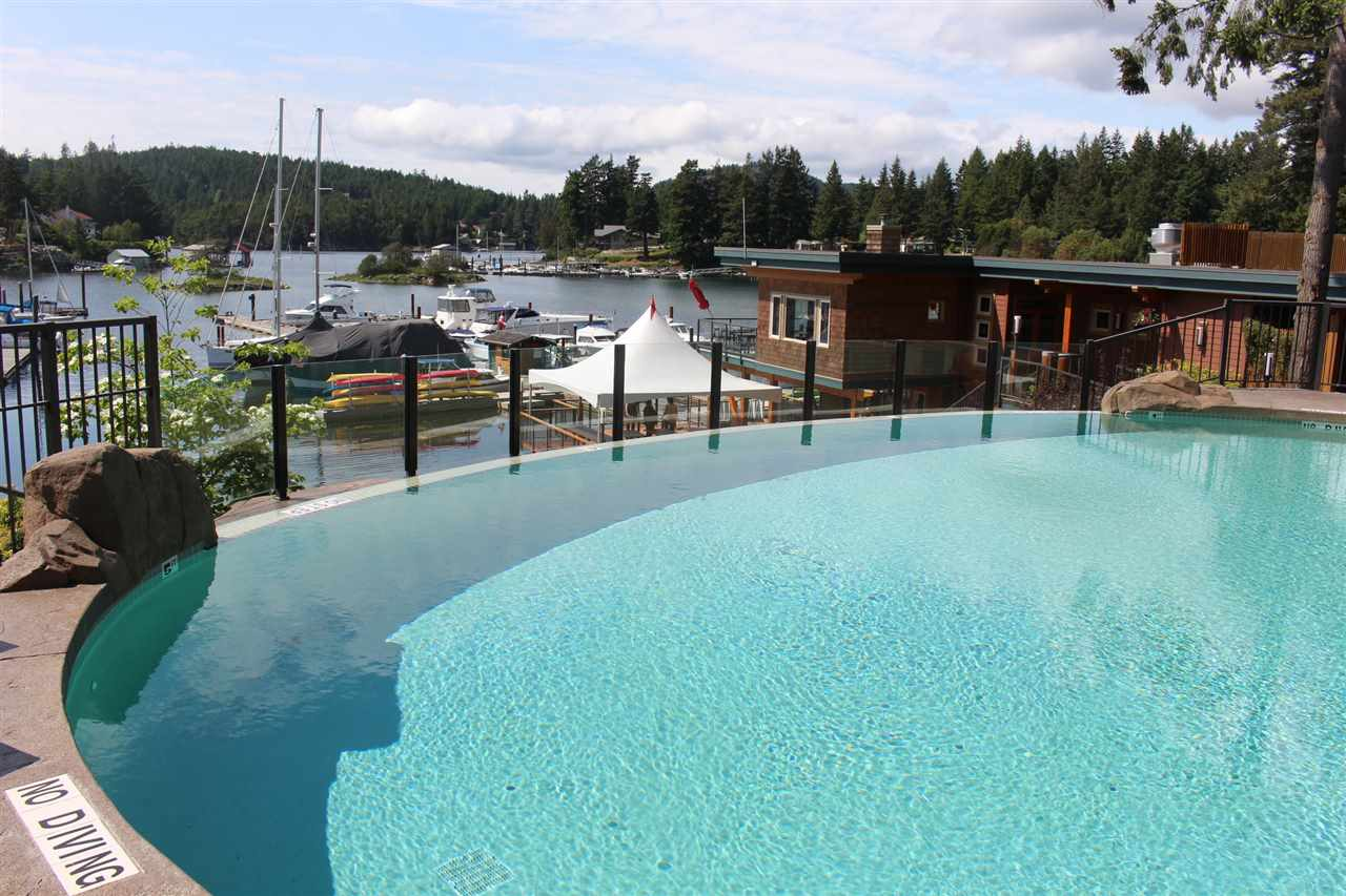 "Photo 17: Photos: 5B 12849 LAGOON Road in Madeira Park: Pender Harbour Egmont Townhouse for sale in ""PAINTED BOAT RESORT"" (Sunshine Coast)  : MLS® # R2093697"