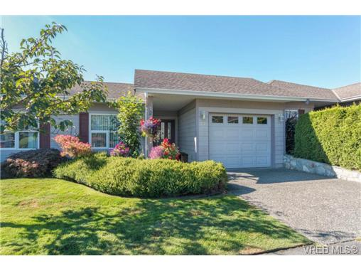 Main Photo: 17 7980 East Saanich Road in SAANICHTON: CS Saanichton Townhouse for sale (Central Saanich)  : MLS® # 369137