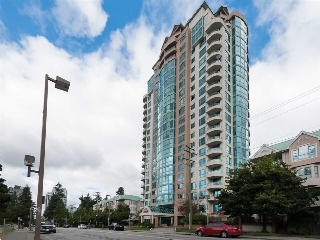 "Main Photo: 605 3071 GLEN Drive in Coquitlam: North Coquitlam Condo for sale in ""PARC LAURENT"" : MLS® # R2105933"