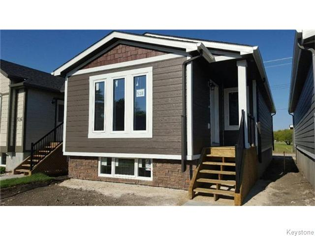 Main Photo: 518 Ferry Road in Winnipeg: St James Residential for sale (5E)  : MLS® # 1626833