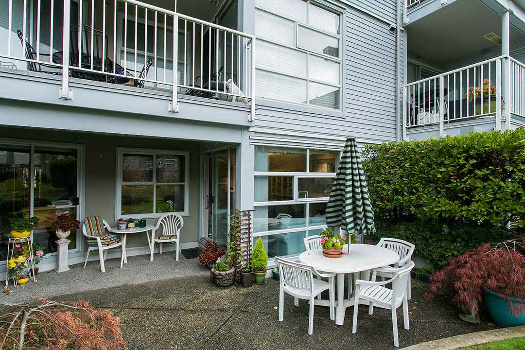 "Photo 16: 114 2020 E KENT AVE SOUTH Avenue in Vancouver: Fraserview VE Condo for sale in ""TUGBOAT LANDING"" (Vancouver East)  : MLS(r) # R2116794"