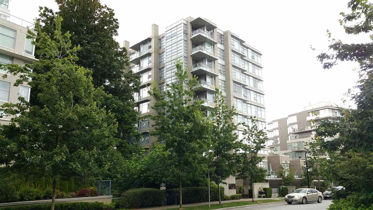 "Main Photo: 1007 9266 UNIVERSITY Crescent in Burnaby: Simon Fraser Univer. Condo for sale in ""AURORA"" (Burnaby North)  : MLS® # R2127007"
