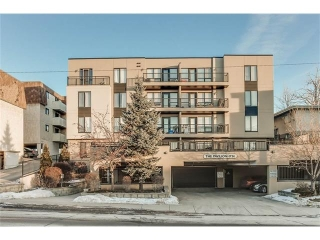 Main Photo: 305 1724 26 Avenue SW in Calgary: Bankview Condo for sale : MLS(r) # C4095421