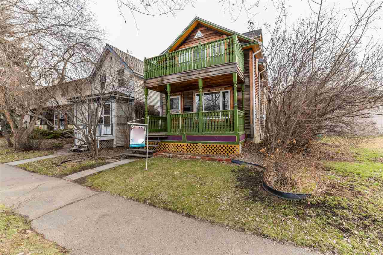 Main Photo: 10207 88 Street in Edmonton: Zone 13 House for sale : MLS® # E4060283
