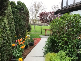 "Main Photo: 5 8540 COOK Road in Richmond: Brighouse Townhouse for sale in ""'Caroline Place'"" : MLS® # R2164413"