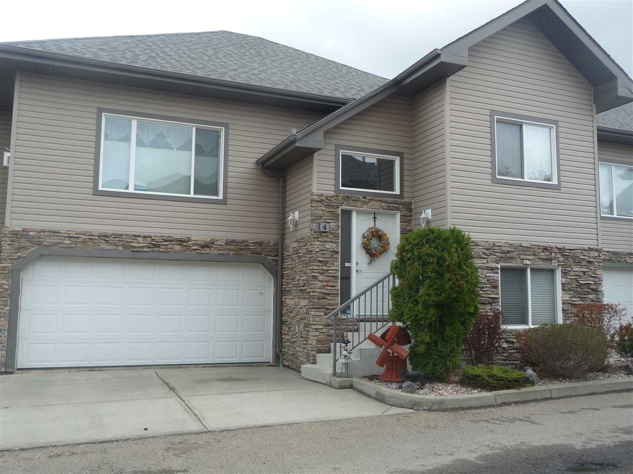 Main Photo: 4 17715 96 Avenue in Edmonton: Zone 20 House Half Duplex for sale : MLS(r) # E4064355