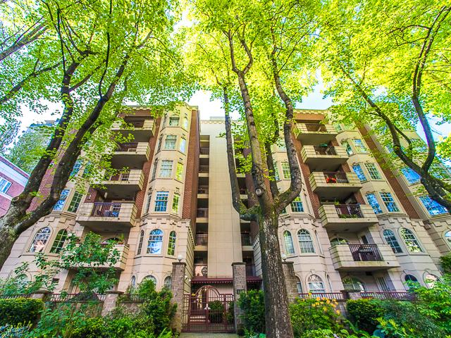 "Main Photo: 603 888 BUTE Street in Vancouver: West End VW Condo for sale in ""THE STAFFORD"" (Vancouver West)  : MLS(r) # R2168420"