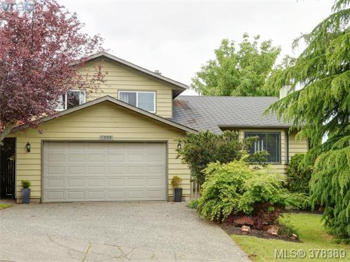 Main Photo: 1532 KENMORE Road in VICTORIA: SE Gordon Head Single Family Detached for sale (Saanich East)  : MLS®# 378389