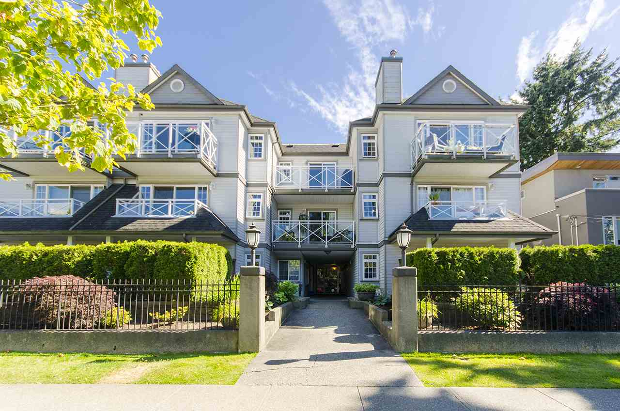"Main Photo: 301 1868 E 11TH Avenue in Vancouver: Grandview VE Condo for sale in ""Cedar Cottage Estates"" (Vancouver East)  : MLS® # R2183890"