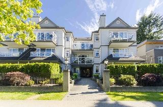 "Main Photo: 301 1868 E 11TH Avenue in Vancouver: Grandview VE Condo for sale in ""Cedar Cottage Estates"" (Vancouver East)  : MLS(r) # R2183890"