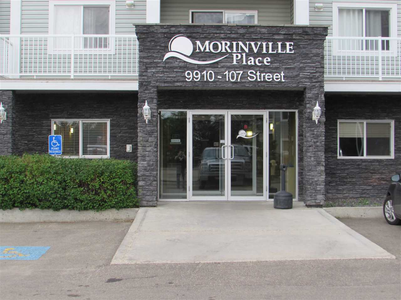 Main Photo: 324 9910 107 Street: Morinville Condo for sale : MLS®# E4075482