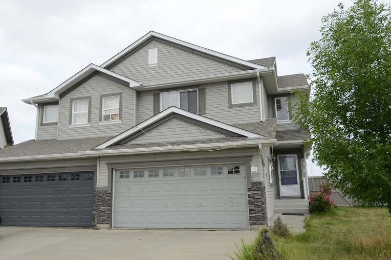 Main Photo: 1696 MELROSE Place in Edmonton: Zone 55 House Half Duplex for sale : MLS® # E4074069