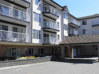 "Main Photo: 307 33535 KING Road in Abbotsford: Poplar Condo for sale in ""Central Heights Manor"" : MLS® # R2198545"