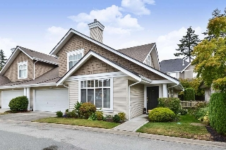 "Main Photo: 22 14877 33RD Avenue in Surrey: King George Corridor Townhouse for sale in ""Sandhurst"" (South Surrey White Rock)  : MLS® # R2206509"