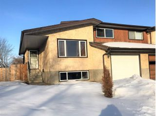 Main Photo: 9514 82 Street: Fort Saskatchewan House Half Duplex for sale : MLS®# E4088374