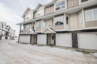 Main Photo:  in Edmonton: Zone 27 Townhouse for sale : MLS® # E4088427