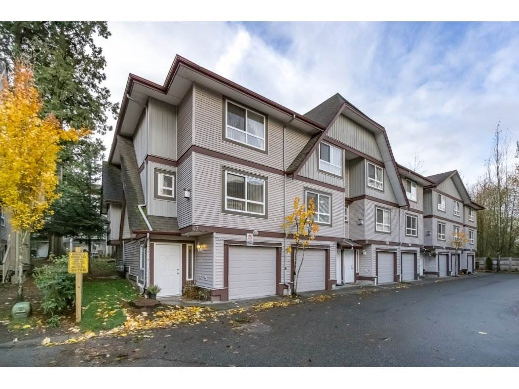 Main Photo: 47 12730 66 Avenue in Surrey: West Newton Townhouse for sale : MLS® # R2223363