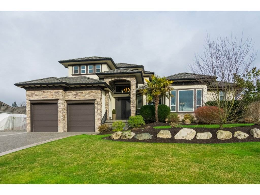 "Main Photo: 18683 53A Avenue in Surrey: Cloverdale BC House for sale in ""HUNTER park"" (Cloverdale)  : MLS® # R2237493"