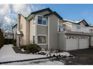 "Main Photo: 203 8972 FLEETWOOD Way in Surrey: Fleetwood Tynehead Townhouse for sale in ""Parkridge Gardens"" : MLS® # R2239960"