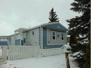 Main Photo: 142 Evergreen Park SW in Edmonton: Zone 51 Mobile for sale : MLS® # E4100779