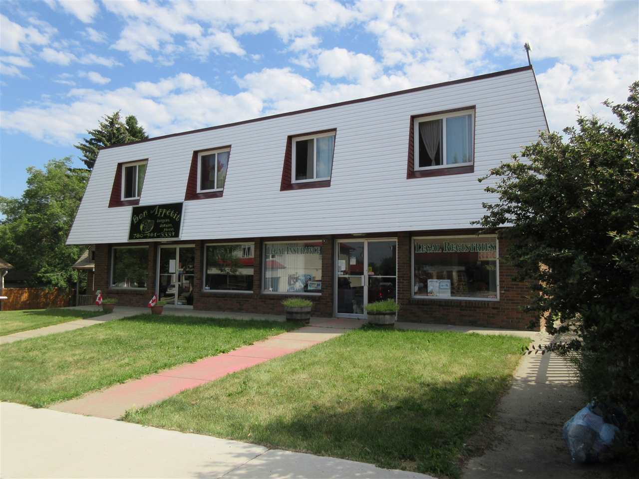 Main Photo: 4727 50 Avenue: Legal Multi-Family Commercial for sale : MLS®# E4120115