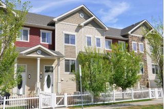Main Photo: 482 HEMINGWAY Road in Edmonton: Zone 58 Townhouse for sale : MLS®# E4128224