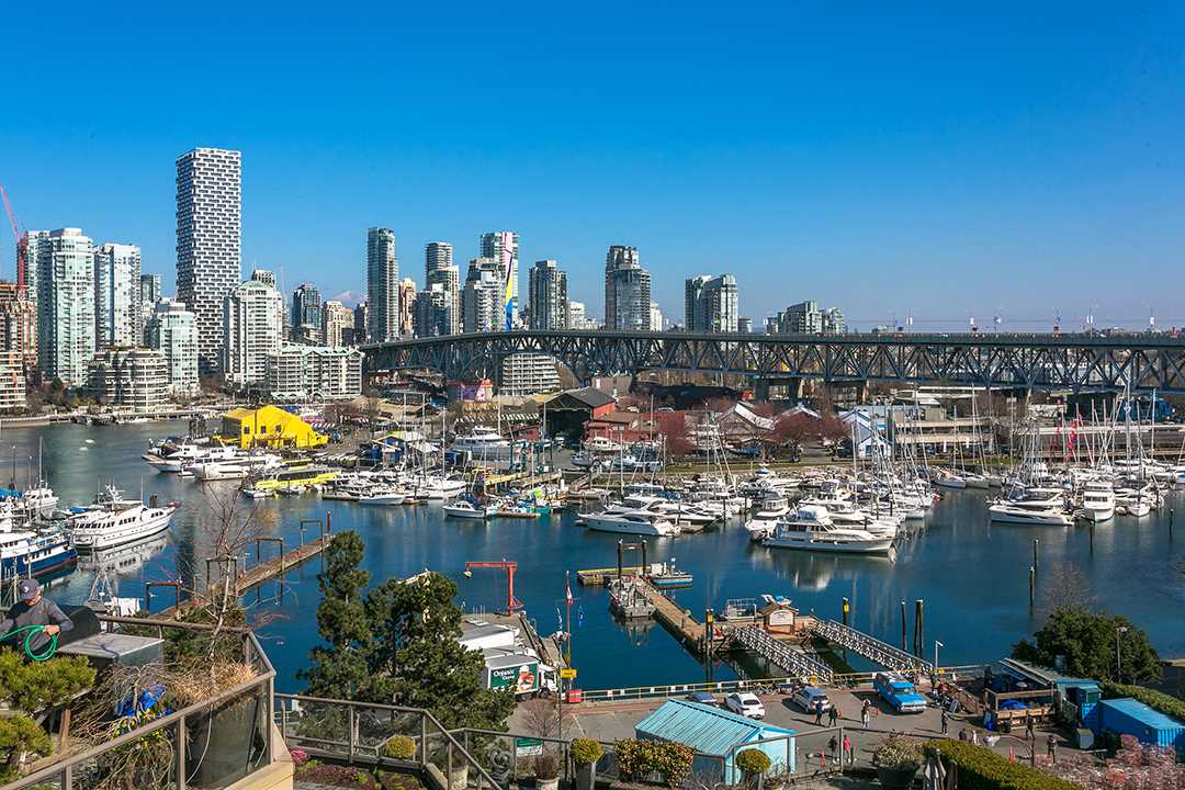 FEATURED LISTING: 709 - 1490 PENNYFARTHING Drive Vancouver
