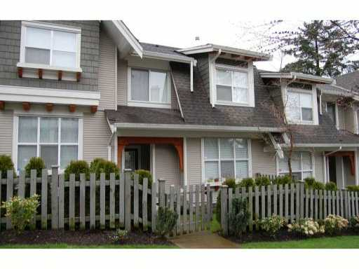 "Main Photo: 38 6736 SOUTHPOINT Drive in Burnaby: South Slope Townhouse for sale in ""SOUTHPOINTE"" (Burnaby South)  : MLS® # V879753"