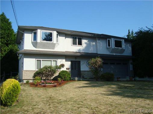 Main Photo: 289 Stewart Avenue in VICTORIA: VR View Royal Residential for sale (View Royal)  : MLS® # 311978